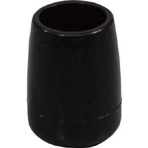 光 イス脚キャップ パイプ用 黒丸15 BE8152|rcmdse