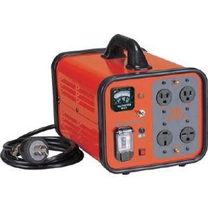 ハタヤ トランスル 昇降圧兼用型 新入荷 流行 単相200V 100V HLV03A 在庫あり 3.0kVA
