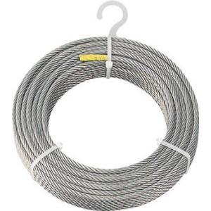 TRUSCO ステンレスワイヤロープ CWS8S30 Φ8.0mmX30m 売れ筋ランキング 評判