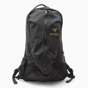 ARCTERYX アークテリクス Arro 22 Backpack アロー バックパック/リュックサック 6029 BLACK|rcmdse