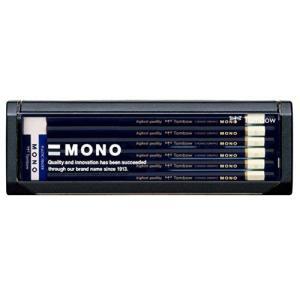 トンボ鉛筆 MONO 鉛筆 モノ B MONO-B 1ダース