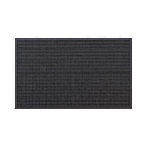 クリーンテックス ジャパン 玄関マット 新品 ウォーターホースT ダークグレー 公式ショップ W146×D88 〔業務用〕 1枚