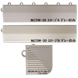 35%OFF 水廻りフロアー サワーチェッカー MZSW-30用 スロープセット 好評受付中 セット内容 本体 コーナースロープ4本 スロープB16本 スロープA16本 計36本... 60枚セット用