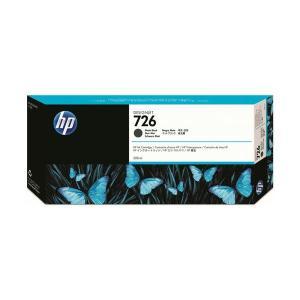 まとめ HP726 インクカートリッジ マットブラック 300ml 新品 送料無料 顔料系 CH575A 〔×3セット〕 在庫あり 1個