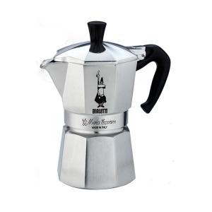 コーヒーメーカー(モカ エキスプレス) 2カップ用〔BIAL...