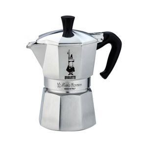 コーヒーメーカー(モカ エキスプレス) 3カップ用〔BIAL...