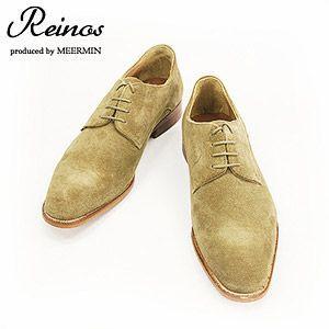 Reinos レイノス RM-302-100 ベージュ レッド ネイビー パープル ブラウン produced by MEERMIN(メルミン) rcmdse