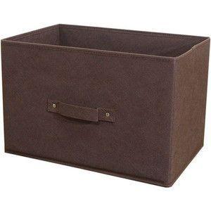 不織布インナーボックス3個組み ブラウン|rcmdse