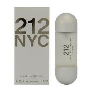 C.HERRERA キャロライナ ヘレラ 212 EDT/30mL レディース 香水|rcmdse