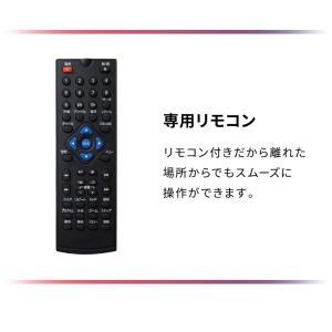 DVDプレーヤー 再生専用 AVケーブル simplus シンプラス SP-DVD01 DVDプレイヤー CDプレーヤー コンパクト rcmdse 10