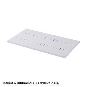 サンワサプライ 商店 店 eラックD500棚板 W1400 ER-140HNT 代引不可