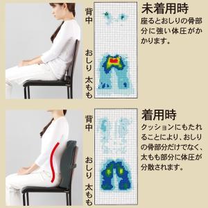お医者さんの姿勢クッションクッション姿勢腰背筋座りながら体|rcmdse|02