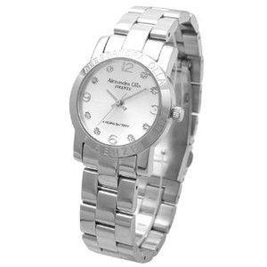 Alessandra Olla アレサンドラオーラ 腕時計 ラウンドフェイス レディースウォッチ AO-712 シルバー|rcmdse