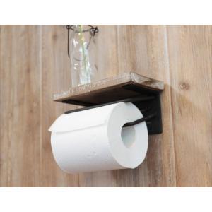 木製 トイレットペーパーホルダー シングル 【JOKER】(ジョーカー)トイレットペーパーホルダー1連 rcmdse 04