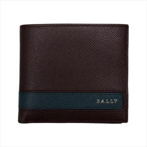 BALLY バリー LYITE.L 6208090 二つ折り財布 ボタン小銭入れ有 ブランド財布 プレゼント ギフト 財布 成人祝い|rcmdse