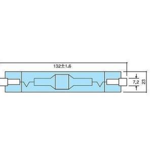 フェニックス メタルハライドランプ温白色150W MH150WTDWDLUV|rcmdse|02