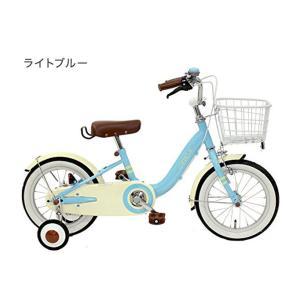 CHIBICLE 自転車 子供用 幼児用 16インチ カゴ付 補助輪付 キッズバイク 代引不可 rcmdsp 03