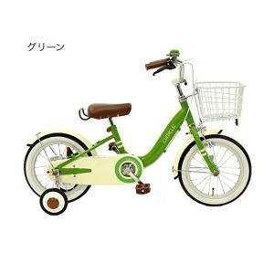 CHIBICLE 自転車 子供用 幼児用 16インチ カゴ付 補助輪付 キッズバイク 代引不可 rcmdsp 04