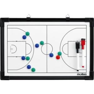 molten(モルテン) バスケットボール用 作戦盤 (NEWコートデザイン) SB0050|rcmdsp