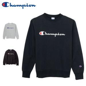 Champion チャンピオン クルーネックスウェットシャツ CREW NECK SWEATSHIRT C3-H004|rcmdsp