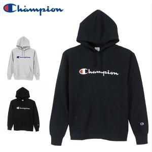 Champion チャンピオン スウェットパーカー PULLOVER HOODED SWEATSHIRT C3-J117|rcmdsp