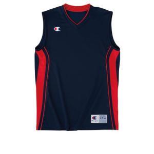 チャンピオン Champion ジュニアゲームシャツ MINI BASKETBALL GAME BOY'S CBYR2031-N|rcmdsp