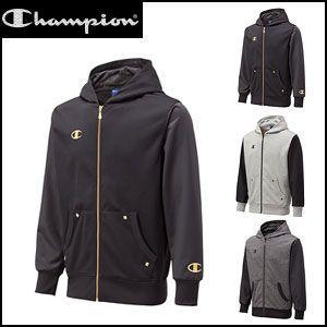Champion チャンピオン S-MODE MIXEDGE ミックスエッジ フードシャツ 上 ウェア ジャージ|rcmdsp
