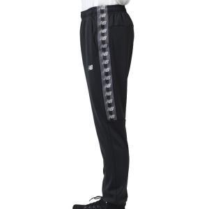 ニューバランス ウォームアップパンツ JMTP9217 ジャージ パンツ ズボン ブラック メンズ ランニング スポーツ ウェア rcmdsp
