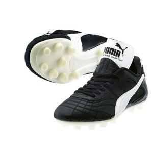 PUMA プーマ サッカー パラメヒコ サッカースパイク 880577 ブラック/ホワイト 01|rcmdsp