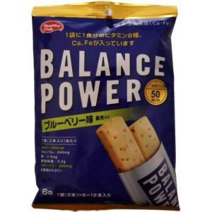 バランスパワー ブルーベリー味(果肉入り) 6...の関連商品9