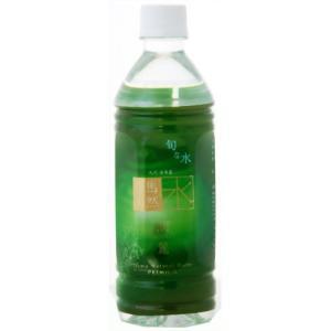 ケース販売 合馬天然水 潤麗 500ml*24本