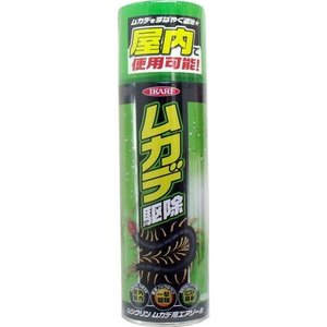 イカリ消毒 ムシクリン ムカデ用エアゾール 4...の関連商品7