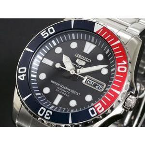 セイコー5 SEIKO ファイブ スポーツ 腕時計 自動巻き SNZF15J1|rcmdsp