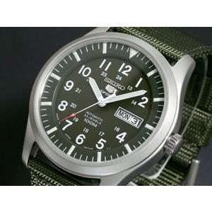 セイコー5 SEIKO ファイブ スポーツ 腕時計 自動巻き SNZG09J1|rcmdsp