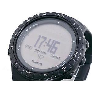 スント SUUNTO コア CORE 腕時計 SS014809000 レギュラーブラック|rcmdsp