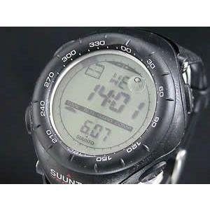 スント SUUNTO ヴェクター VECTOR 腕時計 ブラック SS010600110|rcmdsp