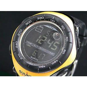 スント SUUNTO ヴェクター VECTOR 腕時計 イエロー SS010600610|rcmdsp