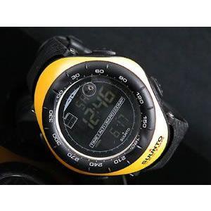 スント SUUNTO ヴェクター VECTOR 腕時計 イエロー SS010600610|rcmdsp|02