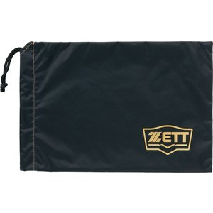 ZETT ゼット シューズ袋 BA196 カラー ブラック rcmdsp