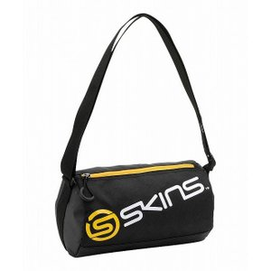 SKINS スキンズ ミニショルダー SRY7706 カラー ブラック×イエロー サイズ F|rcmdsp