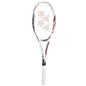 ヨネックス ソフトテニスラケット GSR 7 ジーエスアール 7 フレームのみ GSR7 カラー ホワイト×レッド サイズ UL0|rcmdsp