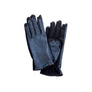 Yonex ヨネックス テニスグローブ 両手用 AC298 カラー ネイビーブルー サイズ M|rcmdsp