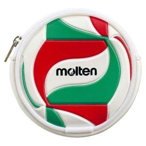モルテン Molten コインパースバレーボール 厚型 白×赤×緑 CPV20M|rcmdsp