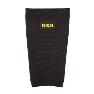 D&M 中圧迫サポーター ふくらはぎ用 ブラック L サポーター スポーツケア用品 rcmdsp
