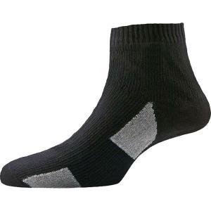 SealSkinz(シールスキンズ) 完全防水ソックレット(薄手)ブラック Thin Socklets Black KE661 サイズ:M|rcmdsp