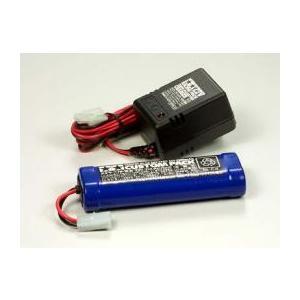 7.2Vカスタムパックと充電器|rct-one