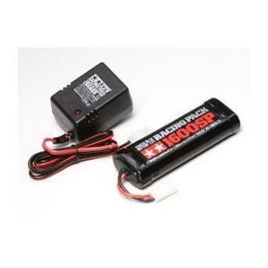 7.2Vレーシングパック1600SPと充電器|rct-one