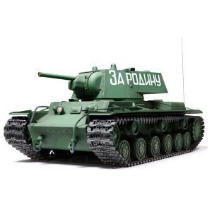 1/16RC ソビエト KV-1重戦車 フルオペレーションセット|rct-one