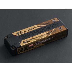 SUNPADOW 7.4V / 5600mAh / 120C リポバッテリー|rct-one