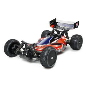 電動RCカーシリーズ No.395 1/10RC DB01 ドゥルガ 写真はキットを組み立て、塗装したものです|rct-one